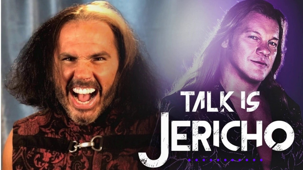 Talk Is Jericho: Matt Hardy On What Prompted Him To Leave WWE ...
