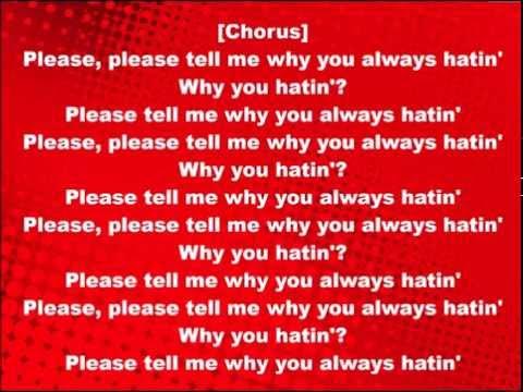 YG, Drake & Kamaiyah - Why You Always Hatin? (Clean W/ Lyrics)