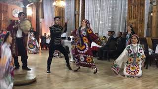 Michael Jackson:  They don't care about us - Tajik version of dance