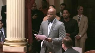 Kendrick Lamar Honored on Senate Floor