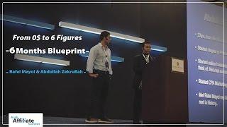From 0$ To 6 Figures - 6 Months Blueprint - Abdullah Zekrullah & Rafel Mayol