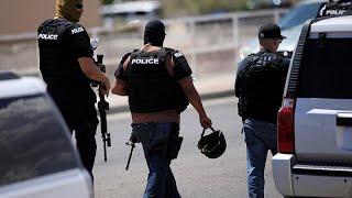 مقتل 10 بينهم مشتبه به وإصابة 16 في إطلاق نار بولاية أوهايو الأمريكية…