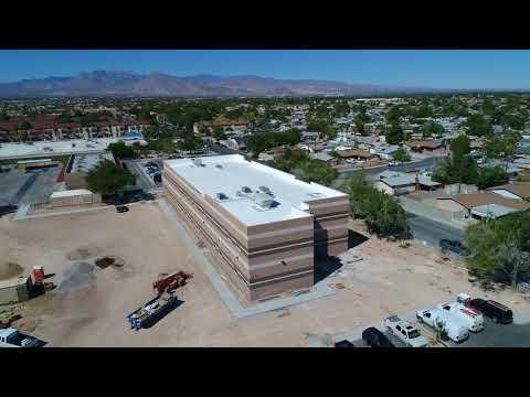 Bertha Ronzone Elementary School Addition September 2017