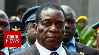 Zimbabwe's Mnangagwa returns as Mugabe's likely successor  - BBC News
