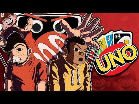 BETRAYED, CHEATED, SCREWED   UNO is EVIL! (UNO Multiplayer 2v2 - Facecams)