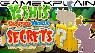 Super Mario RPG Secret in Yoshi