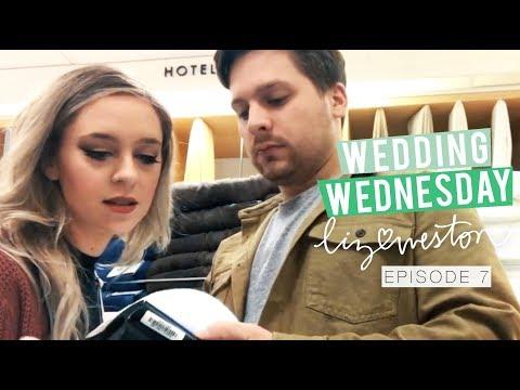 WEDDING REGISTRY VLOG! | Wedding Wednesday - Episode 7