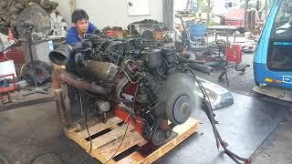 HINO V8 F17E 360-380 แรงม้า สายโหดต้องโดน