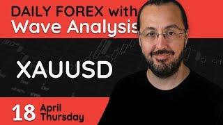 XAUUSD - 18 April 2019 - Forex Trade Setups Everyday