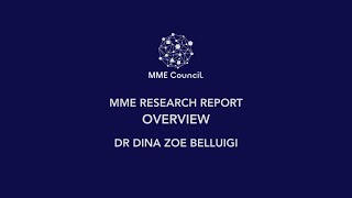 MME Research Report Overview
