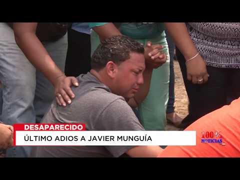 Ùltimo adios a Javier Munguía