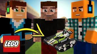 BAWIMY SIĘ LEGO Z LJAY I ZIO W MINECRAFT! | Minecraft Vertez thumbnail