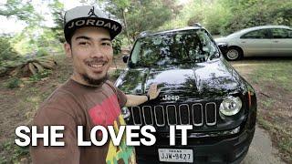 I BOUGHT HER A NEW CAR!  *Hindi Lang Pang Pamilya!  Pang Sports Pa!*