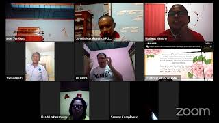 Kelas Virtual Saparua  IGI Maluku's Meeting Room