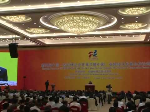 China-Eurasia Expo opens in Xinjiang