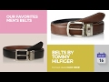 Belts By Tommy Hilfiger Our Favorites Men's Belts