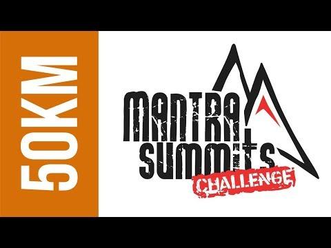 50KM - Mantra Summits Challenge 2017