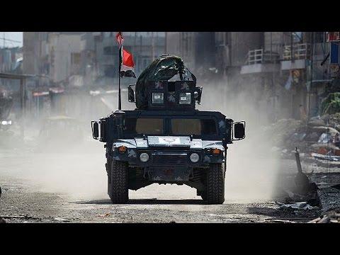 القوات العراقية تستعد لهجوم جديد على تنظيم داعش في الموصل