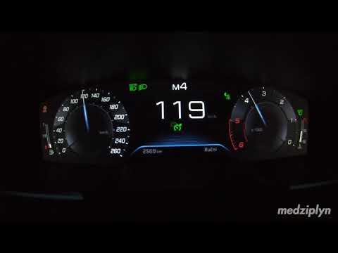 2020 Peugeot 508 SW GT 2.0 BlueHDi 180k EAT8 - Acceleration 0-100-160km/h, 80-120km/h