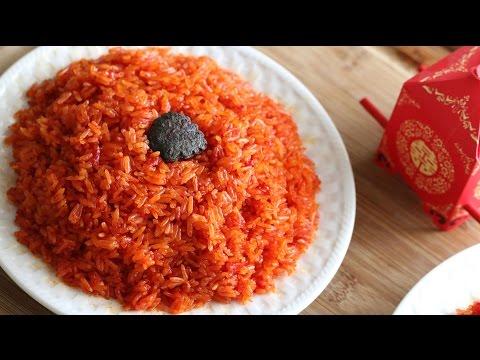 Xoi Gac (Baby Jackfruit Sticky Rice) Recipe