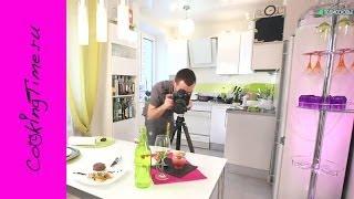 CookingTime на телеканале Подмосковье - готовим вкусно и красиво