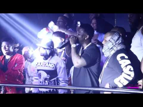 GUCCI MANE [ LIVE AT CLUB LIBRA- ATLANTA , GA]