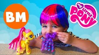 Мой маленький пони Поп конструктор | My little pony POP
