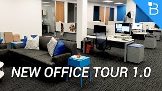 New TechnoBuffalo Office Tour