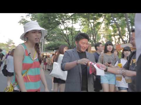 Discover Digest Korea (Hongdae Tour 1)