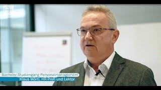 """Bachelor-Studiengang Personalmanagement: Die Lehrveranstaltung """"HR-Leitung"""" im Portrait"""
