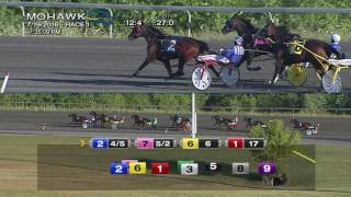 Mohawk, Sbred, July 19, 2016 Race 1