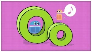 Abc Song: The Letter O,