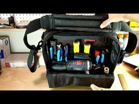 Veto Pro Pac LC tool bag review - YouTube cf0f057e435bb