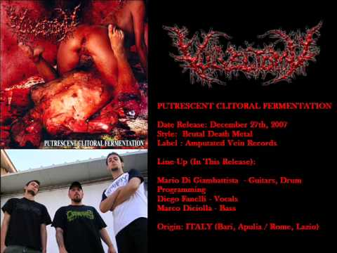 VULVECTOMY - Fornicate In Putrefaction / Best Brutal Songs 1
