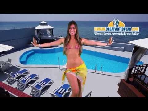 Top Ten Villas with Swimming Pool in Havana, Cuba