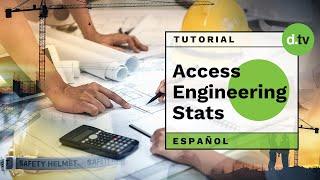 DOTLIB - MGH AccessEngineering Statistics (Español) - Tutorial