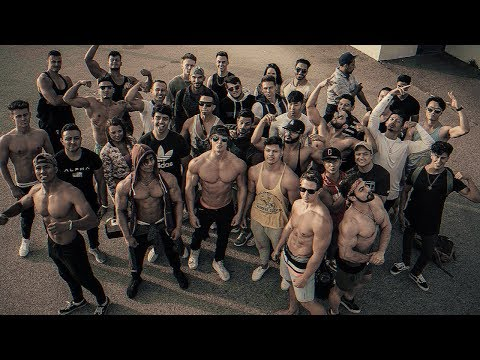 Young Generation Fitness   Aesthetic Motivation 2017