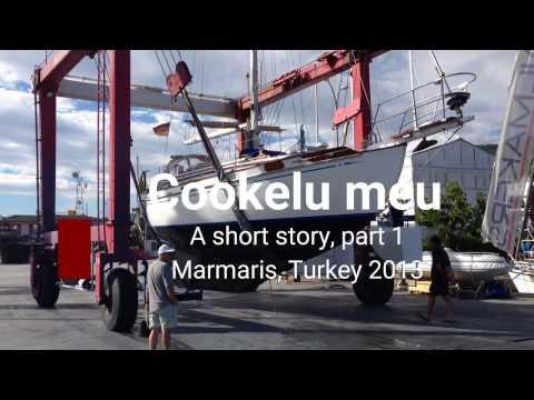 A short story of my Tayana 37 called Cookelu meu