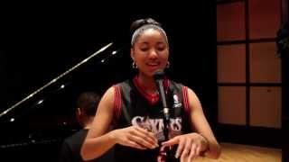 Sophia Thakur- Beatbox. SPOKEN WORD