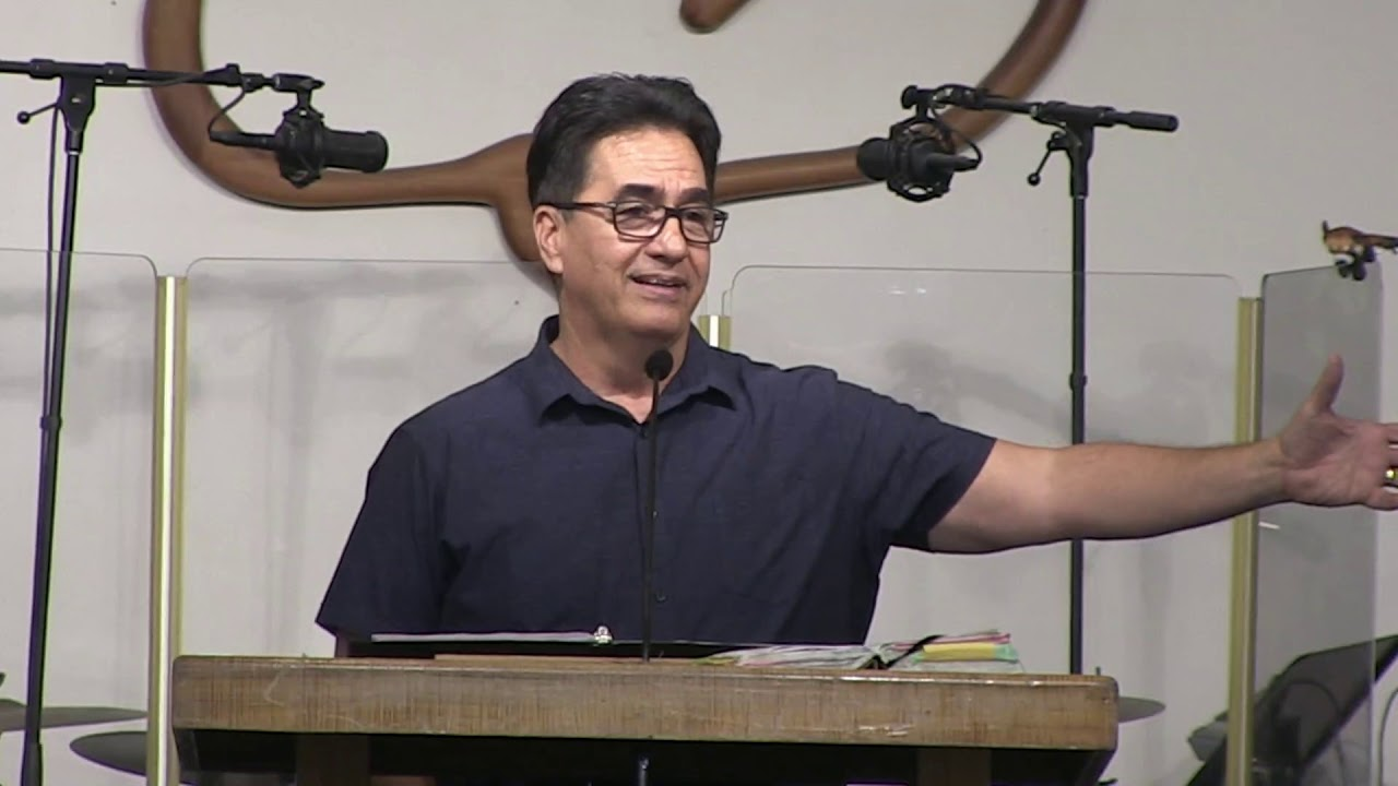 5 May 2019 | CCWO's Sunday message 'The Word' John 1:1-5 | Pastor Charles Couch Jr