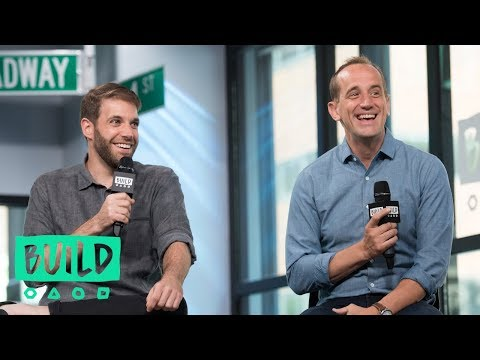 """randy-garutti-and-mark-rosati-discuss-the-importance-of-their-book,-""""shake-shack:-recipes-and-storie"""