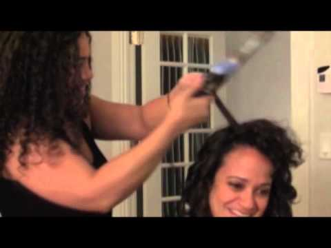 Judy Reyes on Pelo! Pelo! - YouTube