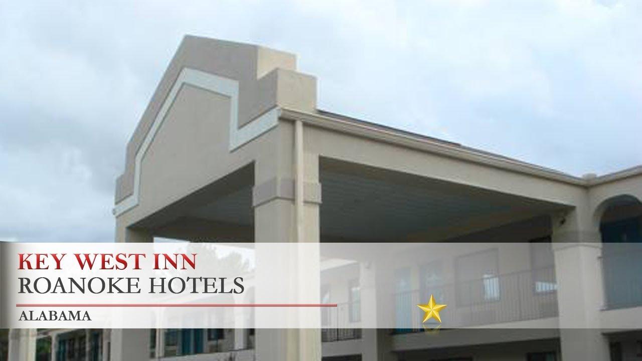Key West Inn 1 Stars In Roanoke Alabama
