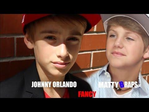 Iggy Azalea - Fancy ft. Charli XCX (MattyBRaps & Johnny Orlando Cover)