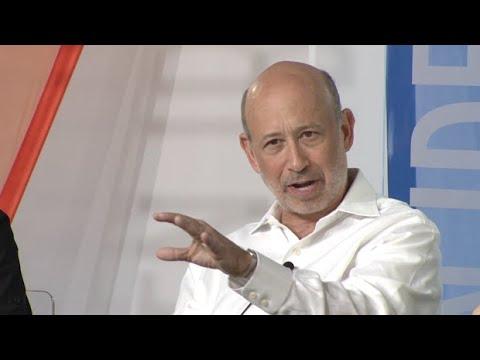 Lloyd Blankfein on Short-Term Profits vs. Long-Term Value