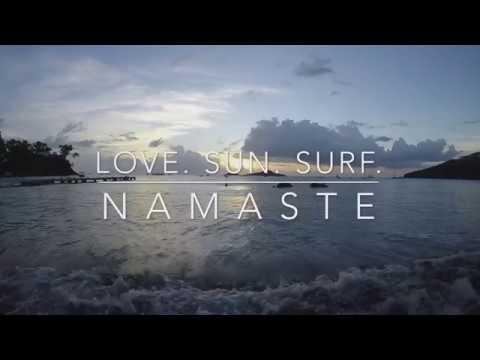 GoPro5 SURF. SUN. LOVE. // Naomi Ndegwa // GUADELOUPE CARIBBEAN