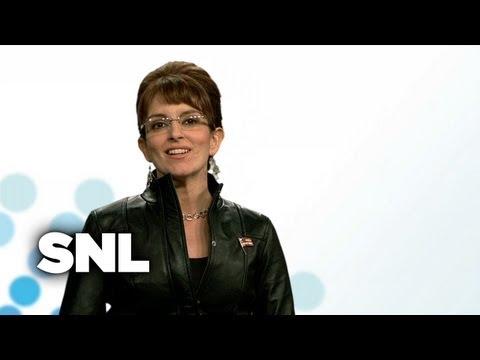 The Sarah Palin Network - SNL