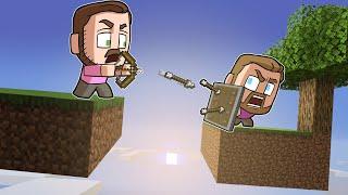 SkyBlock Battle Royale! | Minecraft