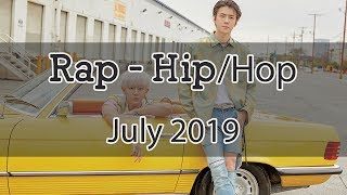 Korean Rap Hip/Hop July 2019 Mix | 랩/힙합 7 월 2019  음악 최신곡 ???? Kpop Playlists