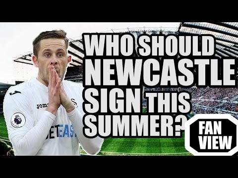 Who Should Newcastle Sign?